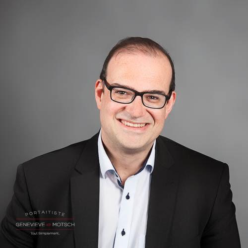 Portrait Hervé Loevenbruck